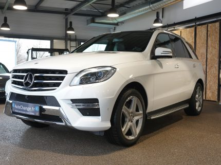 Mercedes-Benz Classe M III (W166) 250 BlueTEC Fascination 7G-Tronic +